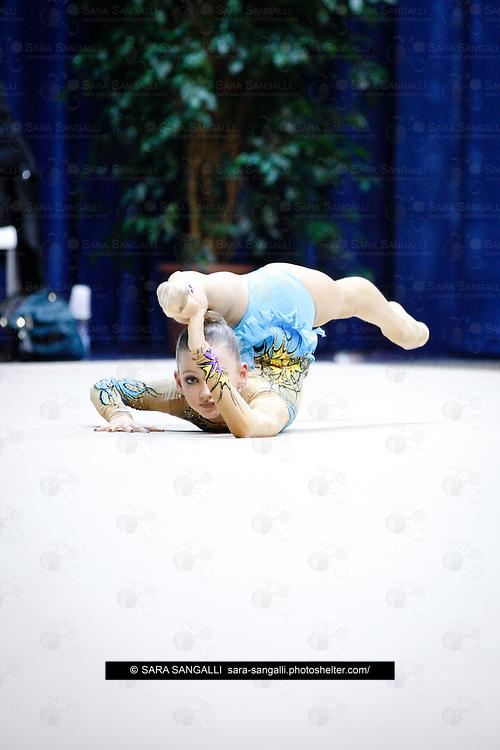 etruria prato Natalia Pozharova , rhythmic gymnast