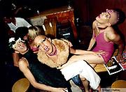 Posing Transvestites, Ibiza, 1998