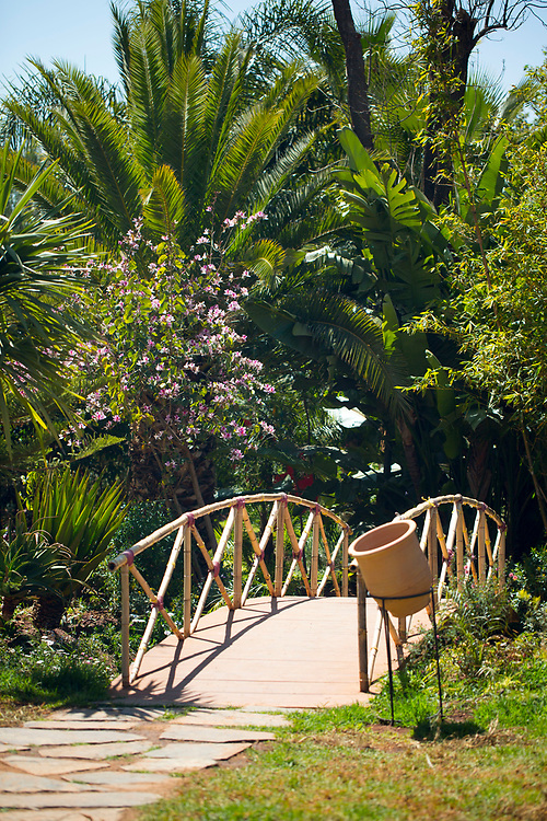 Anima Gardens by Andre Heller, Ourika Valley, Marrakesh, Morocco, 2016–04-22. <br />