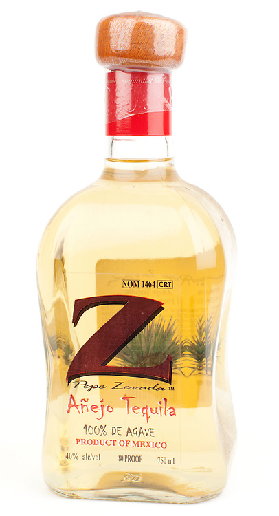 Pepe Zevada anejo -- Image originally appeared in the Tequila Matchmaker: http://tequilamatchmaker.com