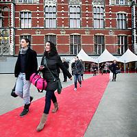 Nederland, Amsterdam , 26 oktober 2011..Feestelijke heropening van de hoofdingang van het Centraal Station..Foto:Jean-Pierre Jans