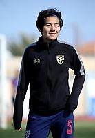 International Women's Friendly Matchs 2019 / <br /> Womens's Cyprus Cup Tournament 2019 - <br /> Nigeria v Thailand 3-0 ( Tasos Marko Stadium - Paralimni,Cyprus ) - <br /> Ainon Phancha of Thailand