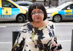 © Licensed to London News Pictures. 09/07/2019. London, UK. Labour Party shadow home secretary Diane Abbott arrives at Parliament. Labour are holding a shadow cabinet this morning. Photo credit: Peter Macdiarmid/LNP
