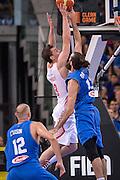 DESCRIZIONE: Torino FIBA Olympic Qualifying Tournament Finale Italia - Croazia<br /> GIOCATORE: LUIGI DATOME<br /> CATEGORIA: Nazionale Italiana Italia Maschile Senior<br /> GARA: FIBA Olympic Qualifying Tournament Finale Italia - Croazia<br /> DATA: 09/07/2016<br /> AUTORE: Agenzia Ciamillo-Castoria