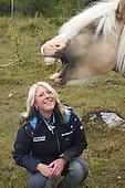 An-Magritt Morset - Icelandic horses