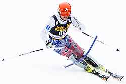 KHOROSHILOV Alexander of Russia during the 2nd Run of Men's Slalom - Pokal Vitranc 2013 of FIS Alpine Ski World Cup 2012/2013, on March 10, 2013 in Vitranc, Kranjska Gora, Slovenia.  (Photo By Matic Klansek Velej / Sportida.com)