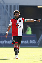 Tonny Vilhena of Feyenoord during the Uhrencup match between BSC Young Boys and Feyenoord at the Tissot Arena on July 11, 2018 in Biel, Switzerland