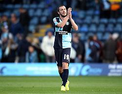 Michael Harriman of Wycombe Wanderers - Mandatory byline: Robbie Stephenson/JMP - 07966386802 - 05/09/2015 - FOOTBALL - Adams Park Stadium -Wycombe,England - Wycombe Wanderers v Hartlepool United - Sky Bet League Two