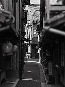 Side street in Gion