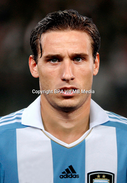 Football Fifa Brazil 2014 World Cup / <br /> Argentina National Team - <br /> Lucas BIGLIA of Argentina