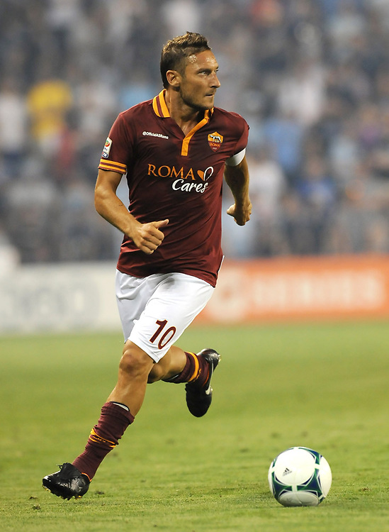 FRANCESCO TOTTI 10, Sporting Park