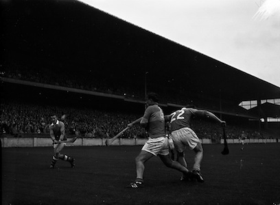 Oireachtas Final at Croke Park, Tipperary v Wexford..22.10.1961