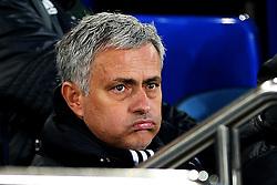 Manchester United manager Jose Mourinho looks dejected - Mandatory by-line: Matt McNulty/JMP - 04/12/2016 - FOOTBALL - Goodison Park - Liverpool, England - Everton v Manchester United - Premier League