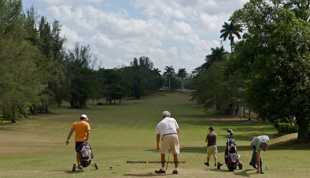 The Havana Golf Club is where Che and Fidel played golf.  Two other courses are available for tourists and plans are in the works for twenty-five new courses.