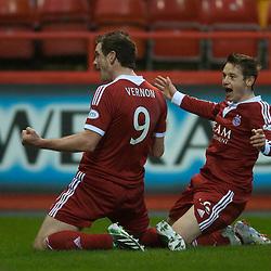 Aberdeen v St Mirren   Scottish Premiership   14 December 2013