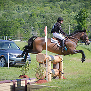 Waylon Roberts (CAN) and Bill Owen at the Jaguar Land Rover Bromont CCI in Bromont, Quebec.