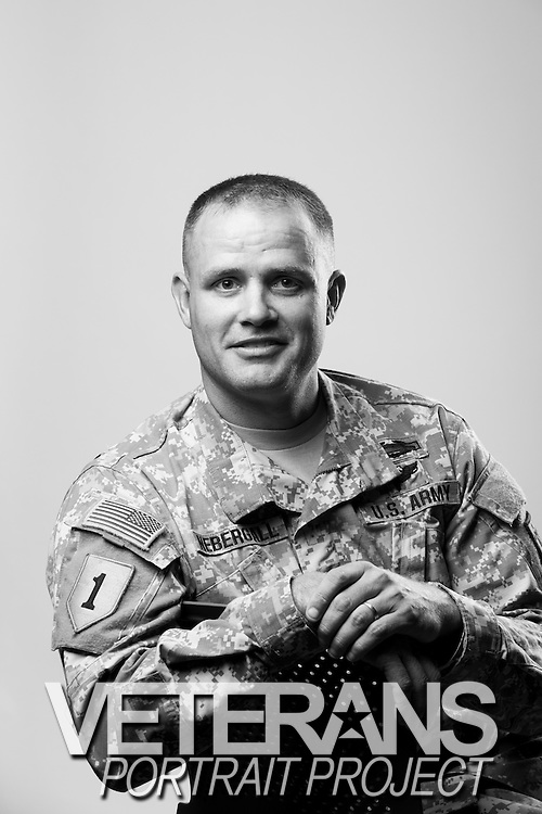 Chad Nebergall<br /> Army<br /> Sergeant First Class<br /> Infantry<br /> Present<br /> OIF, OEF<br /> <br /> Veterans Portrait Project<br /> Columbus, GA