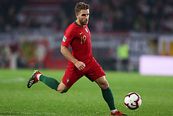 November 20, 2018 - Guimaraes, Guimaraes, Portugal - Kevin Rodrigues defender of Portugal in action during the UEFA Nations League football match between Portugal and Poland at the Dao Afonso Henriques stadium in Guimaraes on November 20, 2018. (Credit Image: © Dpi/NurPhoto via ZUMA Press)