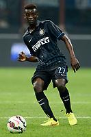 Assane Demoya Gnoukouri Inter<br /> Milano 25-04-2015 Stadio Giuseppe Meazza - Football Calcio Serie A Inter - Roma. Foto Giuseppe Celeste / Insidefoto