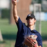 Baseball - MLB Academy - Tirrenia (Italy) - 19/08/2009 - Luca Martone (Italy)