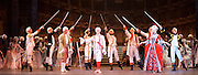 The Flames of Paris <br /> Bolshoi Ballet <br /> at The Royal Opera House, Covent Garden, London, Great Britain <br /> 5th August 2016 <br /> rehearsals<br /> <br /> Denis Medvedev as King Louis XVI<br /> Maria Zharkova as Queen Marie Antoinette <br /> <br /> <br /> <br /> Photograph by Elliott Franks <br /> Image licensed to Elliott Franks Photography Services