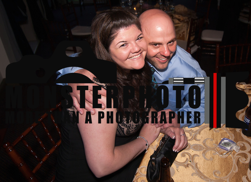 052111 Baltimore MD: Megan & Gregg Fornario celebrate their new life together in front of family and friends as they tie the knot Saturday, The Twenty First of May Two Thousand and Eleven at 1840's Ballroom in Baltimore Maryland...Special to Monsterphoto/SAQUAN STIMPSON