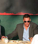 Jean Claude Van Damme in Cannes 05/18/2003