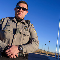 011615       Cable Hoover<br /> <br /> Cibola County Sheriff's Deputy Julian Armijo joined the sheriff's office in early January and is currently the youngest deputy on the force.