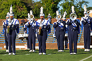 The Force perform prior to the Hampton - Tennessee Tech football game at Armstrong Stadium in Hampton, Virginia.  Tech won 30-27.  September 14, 2013  (Photo by Mark W. Sutton)