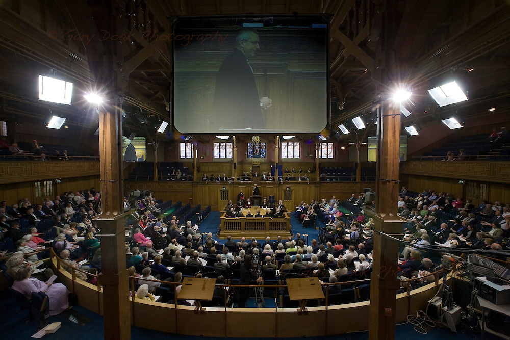 The General Assembly of the Church of Scotland 2010.