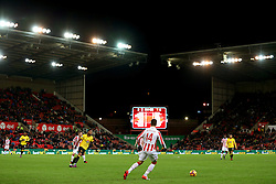 A general view during play at the Bet 365 Stadium - Mandatory by-line: Matt McNulty/JMP - 03/01/2017 - FOOTBALL - Bet365 Stadium - Stoke-on-Trent, England - Stoke City v Watford - Premier League