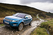 Range Rover Evoque 9-Gear Auto, Mountain Challenge