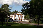 Tiradentes_MG, Brasil.. .Igreja de Nossa Senhora das Merces, em Tiradentes, Minas Gerais...Nossa Senhora das Merces in Tiradentes, Minas Gerais...Foto: JOAO MARCOS ROSA / NITRO