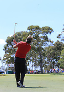 VICTOR DUBUISSON - PHOTO SMP IMAGES/IMG MEDIA - 24TH Oct 2014 , VICTOR DUBUISSON (FRA) in action during the 2014 ISPS Handa Perth International being played at Lake Karrinyup Country Club, Perth Western Australia. This image is for Editorial Use Only. Any further use or individual sale of the image must be cleared by application to the Manager Sports Media Publishing (SMP Images). NO UN AUTHORISED COPYING : PHOTO SMP IMAGES.COM/IMG MEDIA