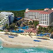 Grand Royal Solaris hotel. Cancun, Mexico.