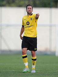 Aston Villa's Joe Cole  - Photo mandatory by-line: Joe Meredith/JMP - Mobile: 07966 386802 - 17/07/2015 - SPORT - Football - Albufeira - Estadio Da Nora - Pre-Season Friendly