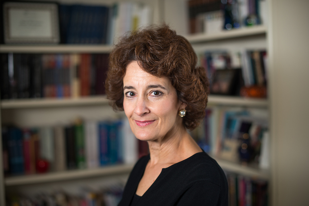 Linda Zionkowski, Professor, English Department, College of Arts and Sciences