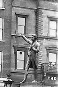 Henry Grattan, College Green, Dublin..28.02.1962
