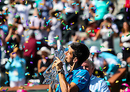 Tennis: BNP Paribas Open 2016 Men Singles Final