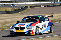 #2 Colin Turkington Team BMW BMW 125i M Sport during BTCC Practice  as part of the Dunlop MSA British Touring Car Championship - Rockingham 2018 at Rockingham, Corby, Northamptonshire, United Kingdom. August 11 2018. World Copyright Peter Taylor/PSP. Copy of publication required for printed pictures.