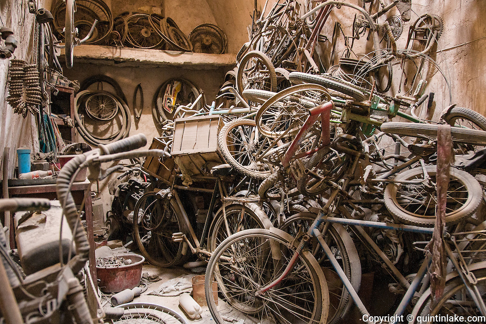 Bicycle Store, Yazd