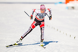 December 16, 2017 - Toblach, ITALY - 171216 Teresa Stadlober of Austria competes in women's 10km interval start free technique during FIS Cross-Country World Cup on December 16, 2017 in Toblach..Photo: Jon Olav Nesvold / BILDBYRN / kod JE / 160103 (Credit Image: © Jon Olav Nesvold/Bildbyran via ZUMA Wire)