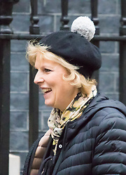 Downing Street, London, November 24th 2015. Small business Minister Anna Soubry arrives at Downing Street for the weekly cabinet meeting. ///FOR LICENCING CONTACT: paul@pauldaveycreative.co.uk TEL:+44 (0) 7966 016 296 or +44 (0) 20 8969 6875. ©2015 Paul R Davey. All rights reserved.