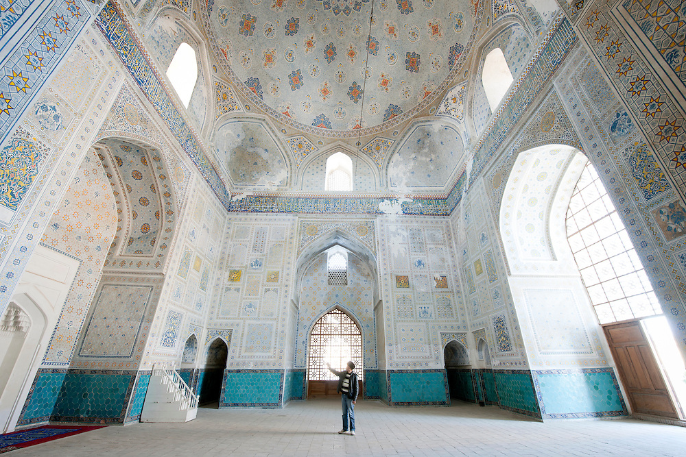Shakhrisabz, Uzbekistan 20 March 2012<br />