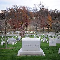 Arlington National Cemetery in Washington D.C.