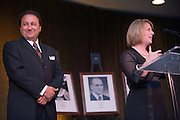 Homecoming 2008: Alumni Awards Gala 9/26/2008..Sedat I. Gokcen (BSEE'82, MA'84)(medal of merit) and Jeanne M. Gokcen BSHS '82, MAHS '84(medal of merit)