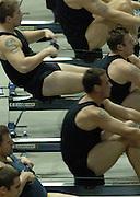 2005 British Indoor Rowing Championships, Competitors, rowing Machines, National Indoor Arena, Birmingham, ENGLAND,    20.11.2005  [Mandatory Credit Peter Spurrier/ Intersport Images]