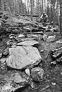 MBR Andrew Shandro techniques. Scotland. 26.5.06