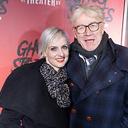 NLD/Amsterdam/20191031 - Ghost Stories premiere, Barrie Stevens en danspartner Janneke
