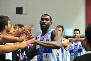 DESCRIZIONE : Campionato 2014/15 Dinamo Banco di Sardegna Sassari - Virtus Granarolo Bologna<br /> GIOCATORE : Shane Lawal Tifosi<br /> CATEGORIA : Esultanza Tifosi Ultras Pubblico<br /> SQUADRA : Dinamo Banco di Sardegna Sassari<br /> EVENTO : LegaBasket Serie A Beko 2014/2015<br /> GARA : Dinamo Banco di Sardegna Sassari - Virtus Granarolo Bologna<br /> DATA : 12/10/2014<br /> SPORT : Pallacanestro <br /> AUTORE : Agenzia Ciamillo-Castoria / M.Turrini<br /> Galleria : LegaBasket Serie A Beko 2014/2015<br /> Fotonotizia : Campionato 2014/15 Dinamo Banco di Sardegna Sassari - Virtus Granarolo Bologna<br /> Predefinita :